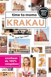 Reisgids Krakau | Time to Momo | ISBN 9789057678837