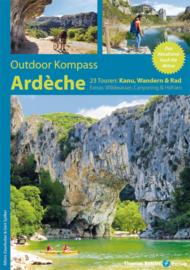 Outdoorgids Ardeche | T. Kettler Verlag | ISBN 9783934014718
