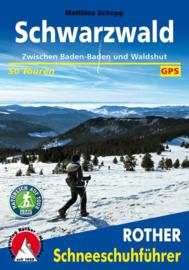 Sneeuwschoengids Schwarzwald | Rother Verlag | ISBN 9783763358137