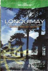 Wandelkaart Lonquimay | Travel & Trekking map ViaChile Editores | 1:100.000 | ISBN 9789568925178