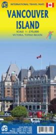 Wegenkaart Vancouver Island | ITMB | 1:270.000 | ISBN 9781771298711