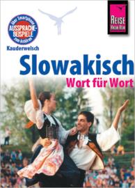 Taalgids Slowaaks | Duits - Slowaaks | Reise Know How | ISBN 9783894162726