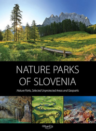 Natuurgids Nature Parks of Slovenia | Geaart | ISBN