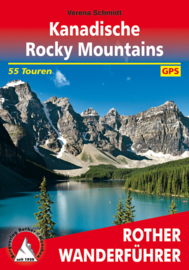 Wandelgids Kanadische Rocky Mountains - Canada | Rother (9783763345274)