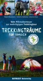 Wandelgids Trekkingträume für Familien | Naturzeit | ISBN 9783944378251