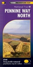 Wandelkaart The Pennine Way North | Harvey | 1:40.000 | ISBN  9781851374212
