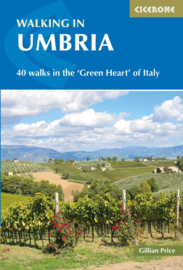Wandelgids Walking in Umbria | Cicerone | ISBN 9781852849665
