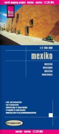 Wegenkaart Mexico | Reise Know How | 1:2,25 miljoen | ISBN 9783831773176