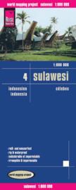 Wegenkaart Sulawesi | Reise Know how | 1:800.000 | ISBN 9783831772292