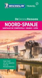 Reisgids Noord Spanje | Michelin groene gids | Bilbao - Costa Verde - Santiago de Compostela | ISBN 9789401448697