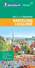 Reisgids Catalonië - Barcelona | Michelin groene gids | ISBN 9789401439633