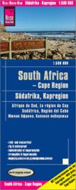 Wegenkaart Südafrika Kapregion -  Zuid Afrika Kaapregio |  Reise Know How | 1:500.000| ISBN 9783831772940
