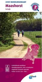 Wandelkaart Maashorst | ANWB | 1:33.333 | ISBN 9789018046705