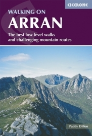 Wandelgids Walking on the Isle of Arran | Cicerone | ISBN 9781852848255