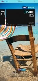 Wandelkaart  Ios | Terrain Maps 315 | 1:25.000 | ISBN 9789606845765