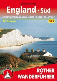Wandelgids Engeland Zuid - Süd England | Rother Verlag | ISBN 9783763344659