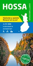 Wandelkaart  Hossa   Karttakeskus   1:25 000   ISBN 9789522664730