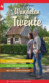 Wandelgids Wandelen in Twente | Gegarandeerd Onregelmatig | ISBN 9789078641858