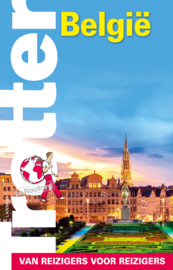 Reisgids België | Lannoo Trotter | ISBN 9789401449489