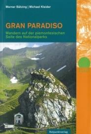 Wandelgids Gran Paradiso | Rotpunkt Verlag | ISBN 9783858695390