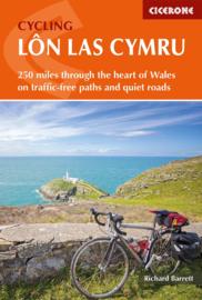 Fietsgids Wales - Cycling Lôn Las Cymru | Cicerone | ISBN 9781852849870