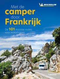 Campergids - Kampeergids Met de camper door Frankrijk | Michelin | ISBN 9789401475846