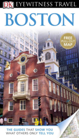 Stadsgids Boston | Eyewitness | ISBN 9781409386179