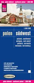 Wegenkaart Zuidwest Polen - Polen Südwest | Reise Know How | 1:350.000 | ISBN 9783831773619