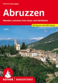Wandelgids Abruzzen | Rother Verlag | Tussen Gran Sasso en de Adriatische Kust | ISBN 9783763340132