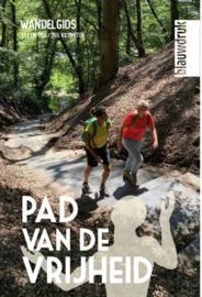 Wandelgids Pad van de Vrijheid | Uitgeverij Blauwdruk | ISBN 9789492474315