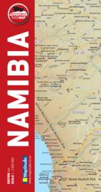 Wegenkaart Namibië - Namibia | 1:1.650.000 | MapStudio | ISBN 9781770269224