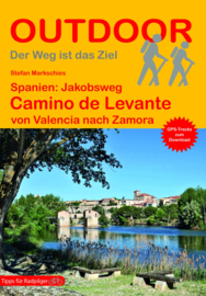 Fietsgids - wandelgids Camino de Levante, Valencia - Zamora | Conrad Stein Verlag | ISBN 9783866865938