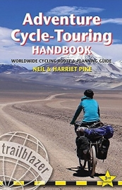 Fietsgids Adventure Cycle-Touring Handbook | Trailblazer | ISBN 9781905864683