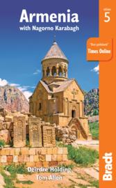 Reisgids Armenia | Bradt | ISBN 9781784770792