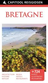 Reisgids Bretagne | Capitool | ISBN 9789000341511
