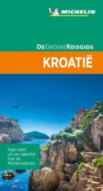 Reisgids Kroatië | Michelin groene gids | ISBN 9789401457187