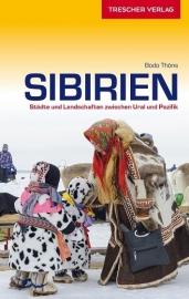 Reisgids Siberië - Sibirien | Trescher Verlag |  Siberië | ISBN 9783897943322