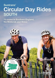 Fietsgids Sustrans' Circular Day Rides South | Sustrans | ISBN 9781910845448