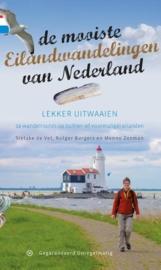 Wandelgids De mooiste eilandwandelingen van Nederland | Gegarandeerd Onregelmatig | ISBN 9789078641377