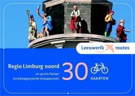 Fietsgids Leeuwerikroutes Limburg Noord | Buijten & Schipperheijn | ISBN 9789058815330
