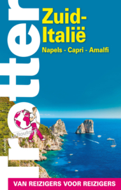 Reisgids Zuid Italië | Trotter Lannoo  | ISBN 9789401449649