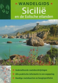 Wandelgids Sicilië en Liparische eilanden | Uitgeverij Deltas | ISBN 9789044739800