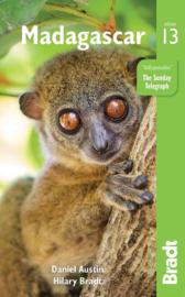 Reisgids Madagascar | Bradt | ISBN 9781784776657
