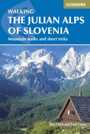 Wandelgids The Julian Alps of Slovenia | Cicerone | Slovenië | ISBN 9781852847098