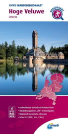 Wandelkaart  Hoge Veluwe | ANWB | 1:33.333 | ISBN 9789018046507