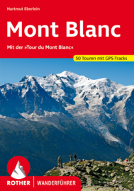 Wandelgids Mont Blanc | Rother | ISBN 9783763340774