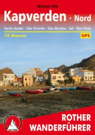 Wandelgids Kapverden Nord - Kaapverdische Eilanden Noord  | Rother Verlag | ISBN 9783763345571