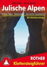 Klettersteiggids Rother Julische Alpen Klettersteige | Rother Verlag | ISBN 9783763333721