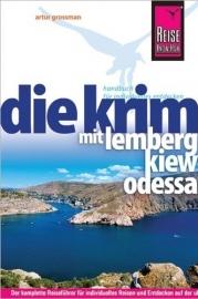 Reisgids Die Krim mit Odessa - Kiew - Lemberg | Reise Know How | ISBN 9783831720422