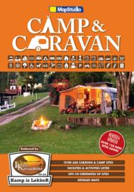 Campinggids - Campergids Zuid Afrika | MapStudio | ISBN 9781770269811